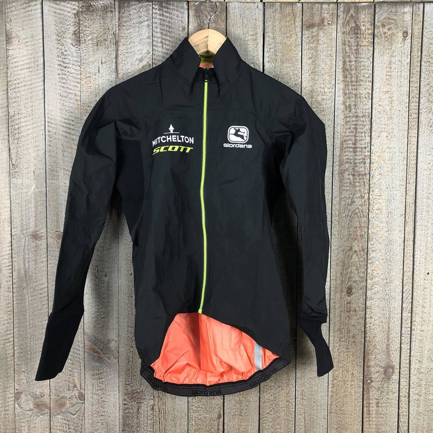 Monsoon Lyte Rain Jacket - Mitchelton Scott (Women's Team) 00003605 (1)