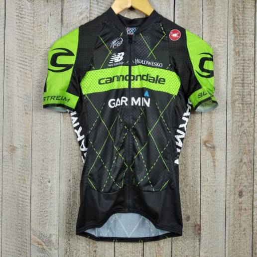 Short Sleeve Jersey - Cannondale Garmin 00000675 (1)