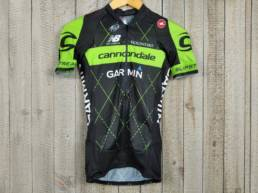 Short Sleeve Jersey - Cannondale Garmin 00000679