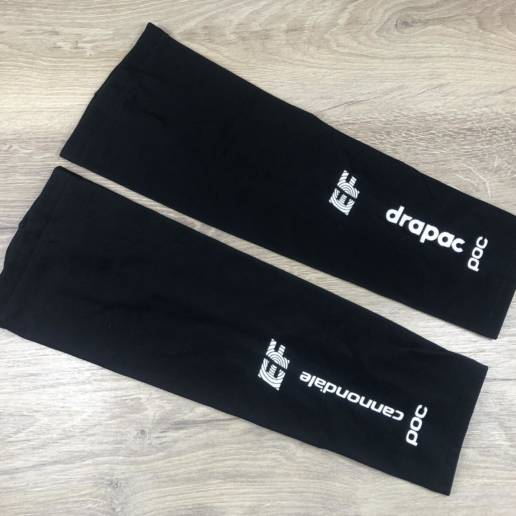 Thermal Knee Warmers - Education First Drapac 00002014 (2)