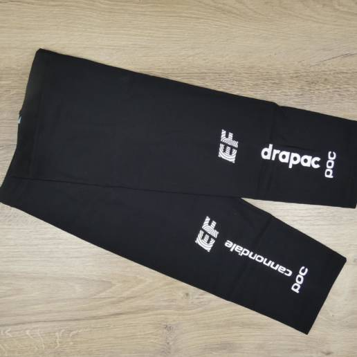 Thermal Knee Warmers - Education First Drapac 00002028 (1)