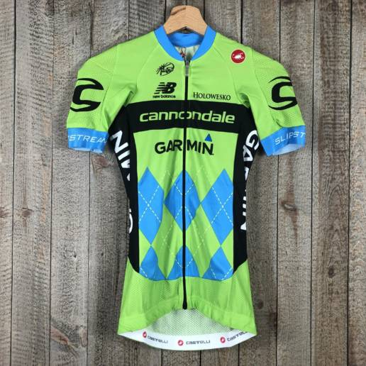 Aero Jersey Long - Cannondale Garmin (1)