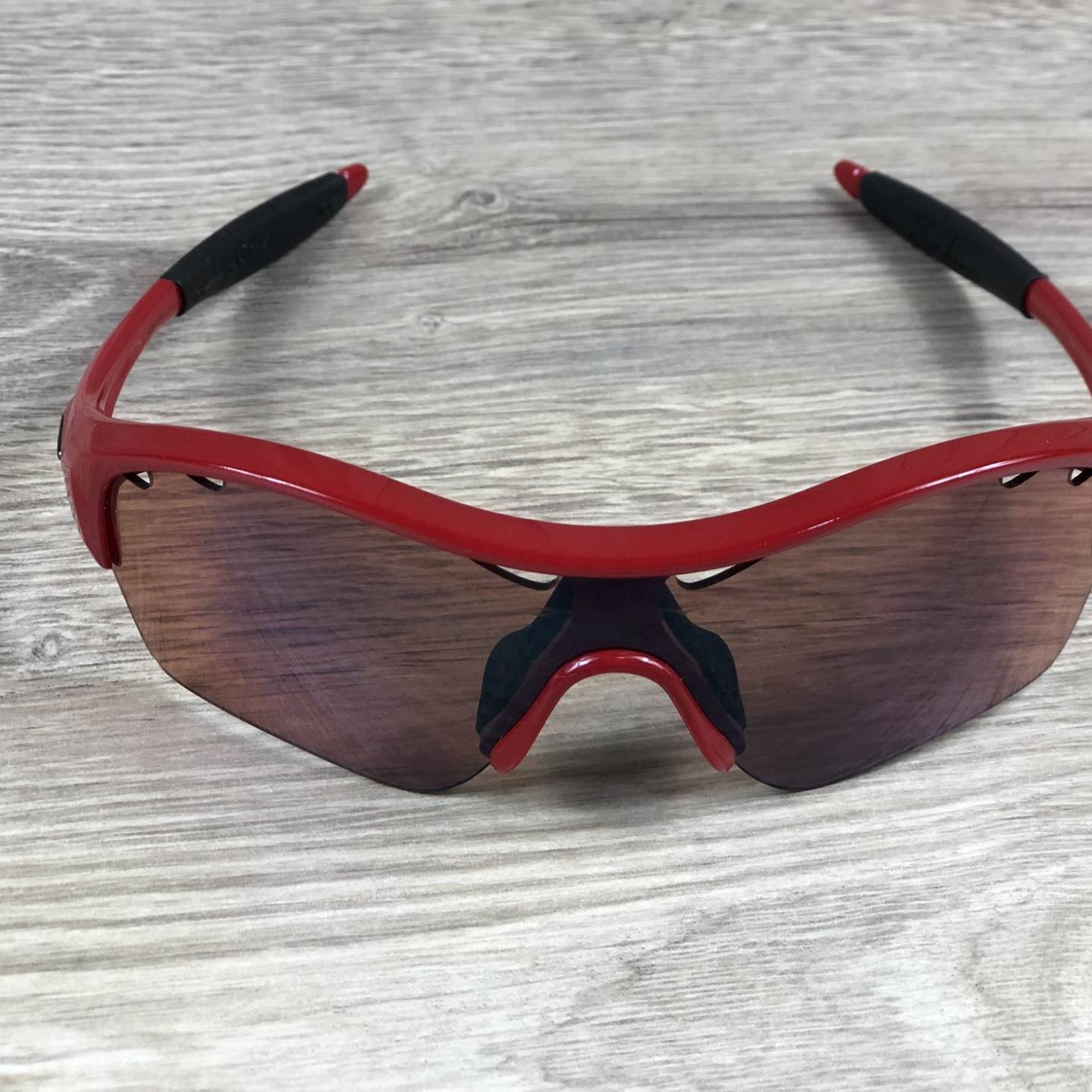 Enduring Women's Cycling Sunglasses Red 00002702 (3)