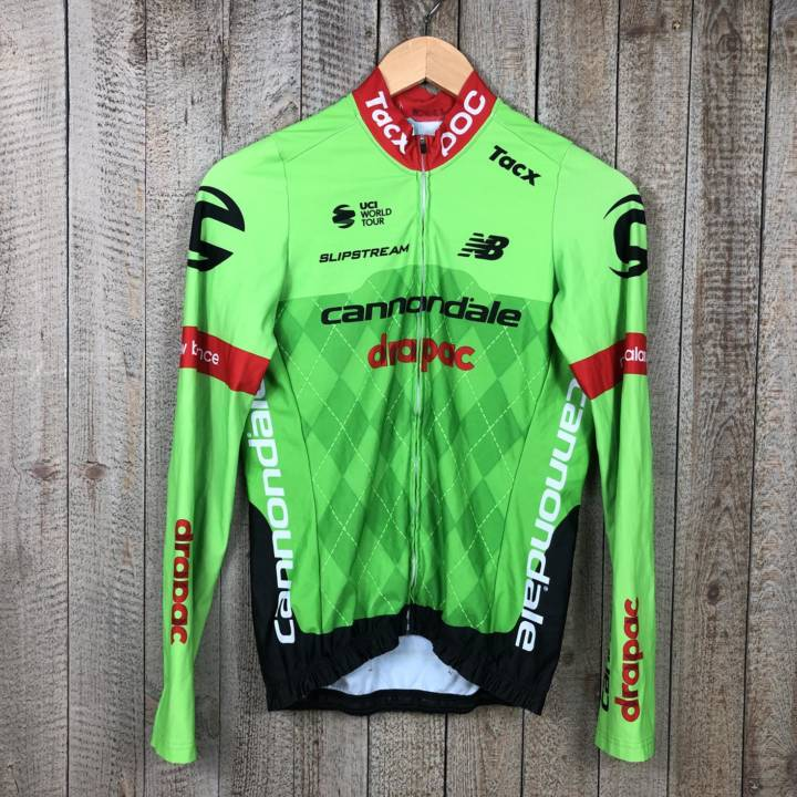 L.S Midweight Jersey - Cannondale Drapac 00002148 (1)