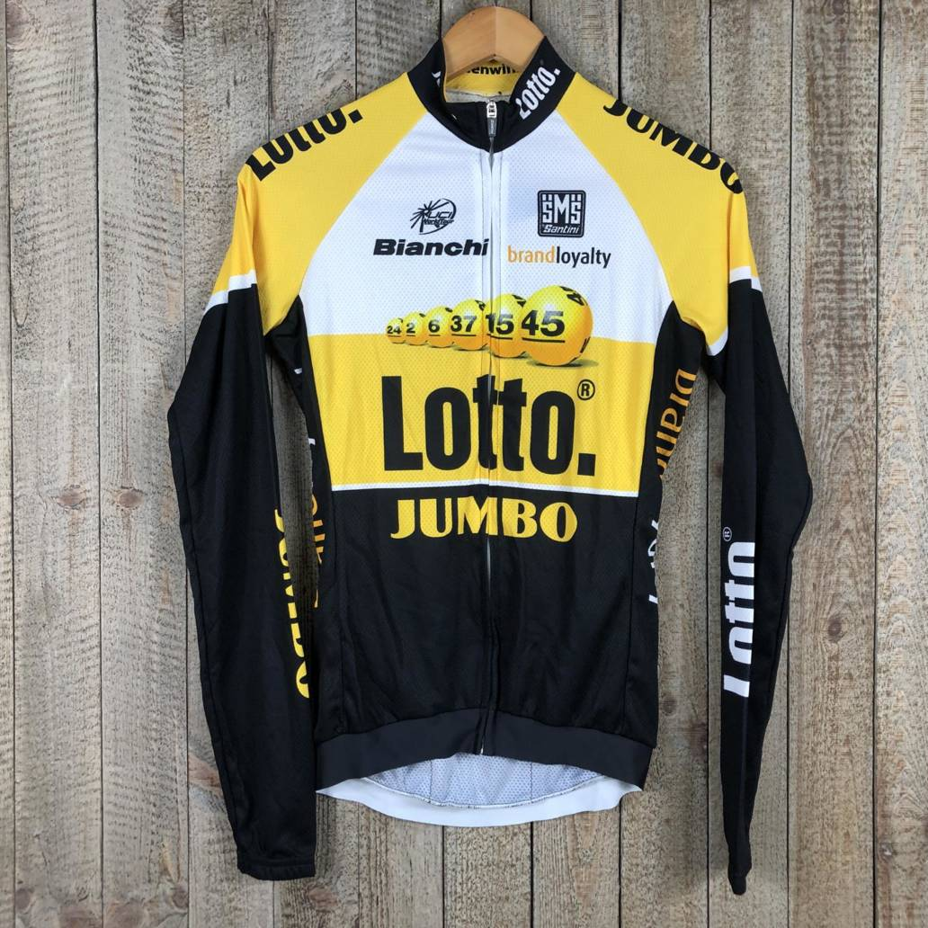 Long Sleeve Jersey - Lotto Jumbo 00002477 (1)