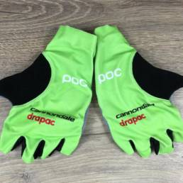 Aero Gloves - Cannondale Drapac Green 00002747 (1)