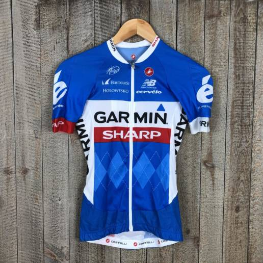 Aero Race 5.0 Jersey - Garmin Sharp (1)