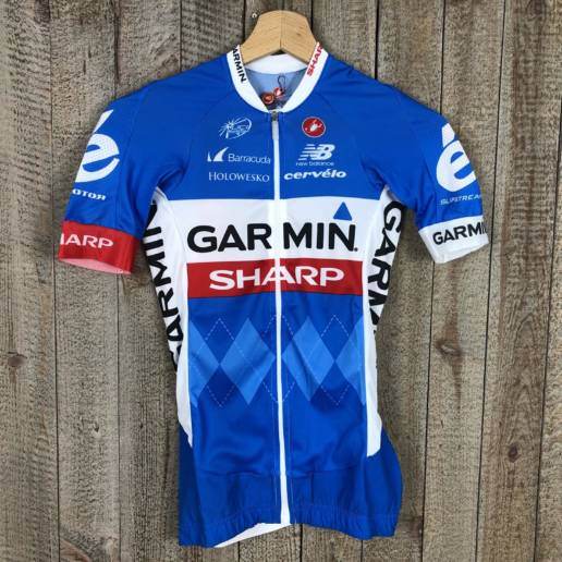 Aero Race 5.0 Jersey Long - Garmin Sharp (1)