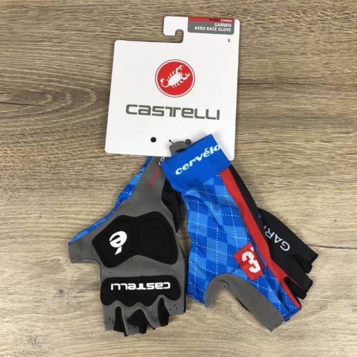Aero Race Gloves - Garmin Sharp 00003163 (1)