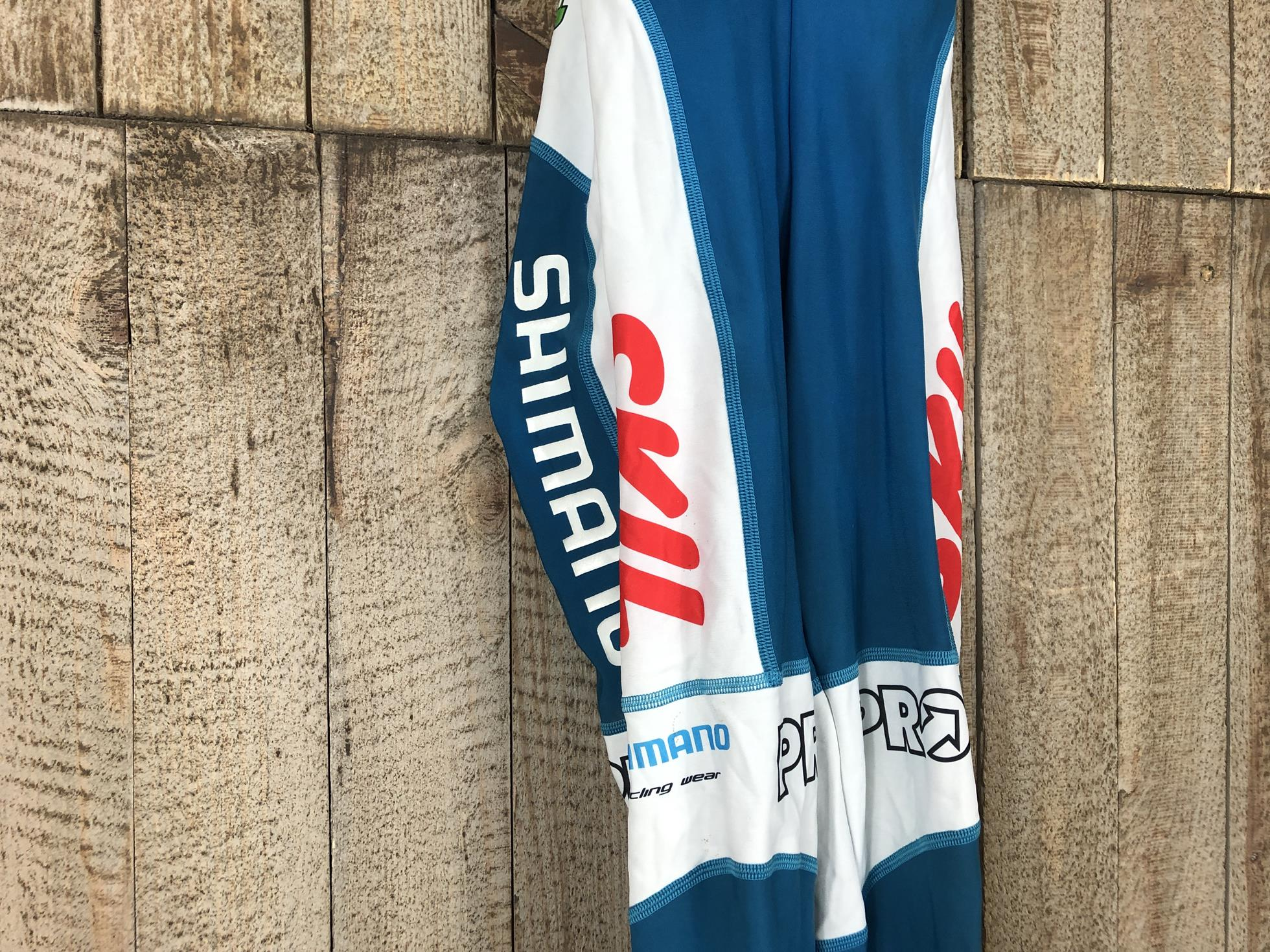 Bib Tights No Chamois - Skil Shimano 00002996 (3)