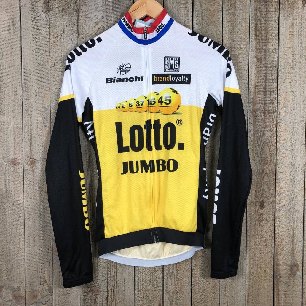 Dutch Ex-National Champion L.S Jersey - Lotto Jumbo 00002905 (1)