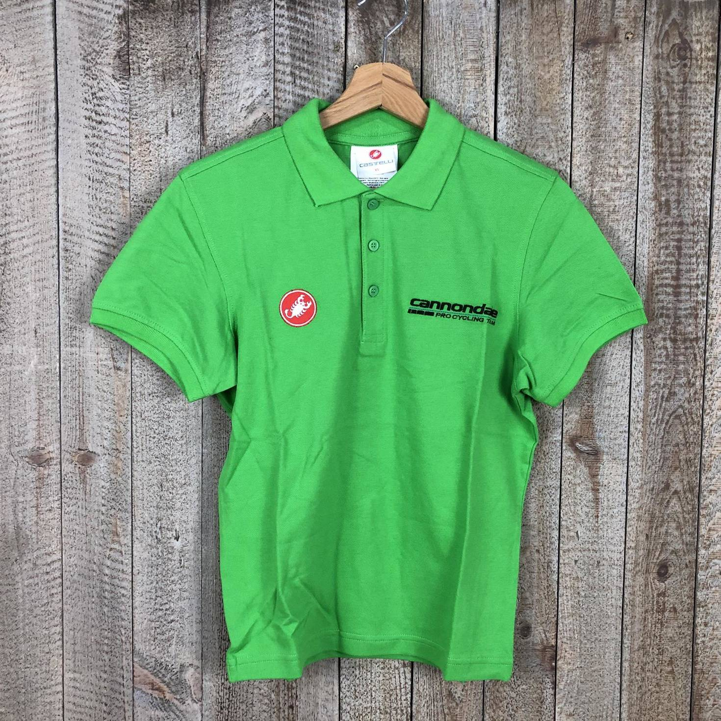 Polo Shirt - Cannondale 00003125 (1)