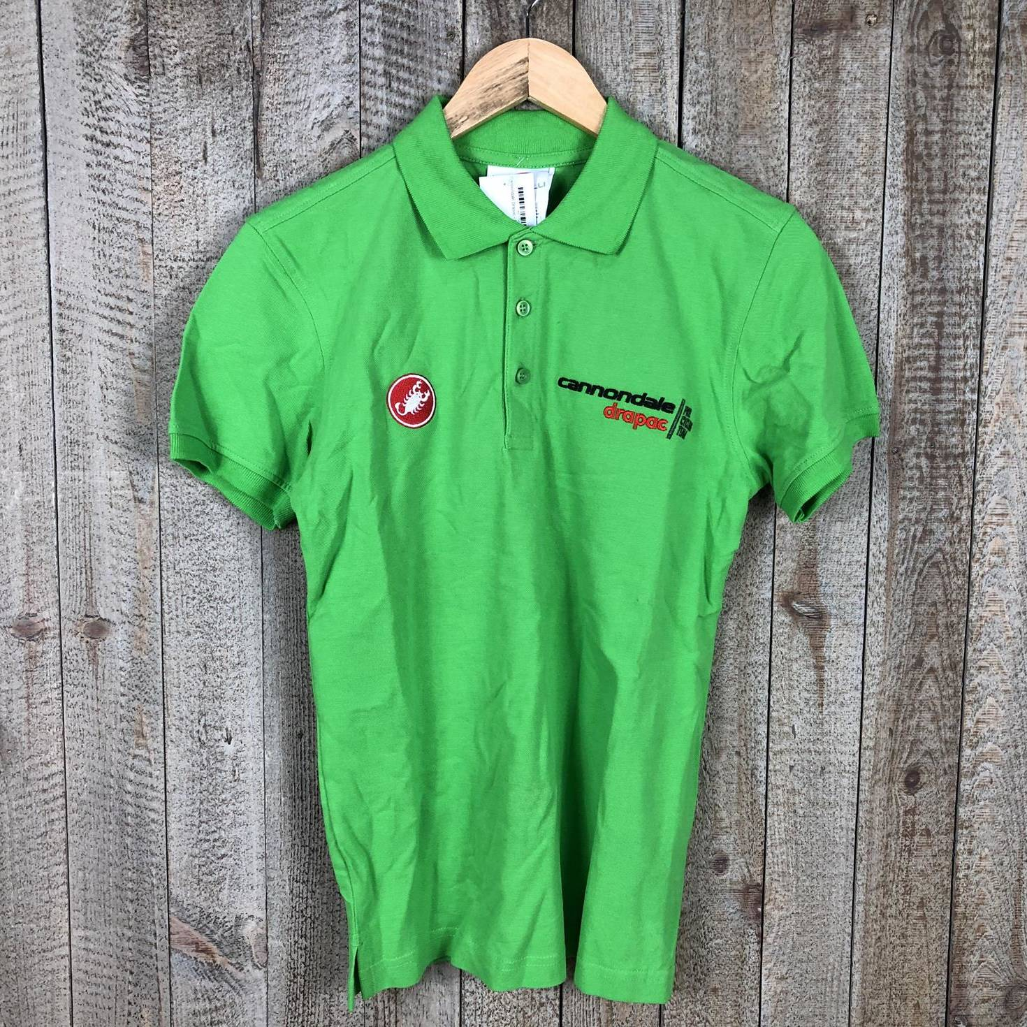 Polo Shirt - Cannondale Drapac (1)