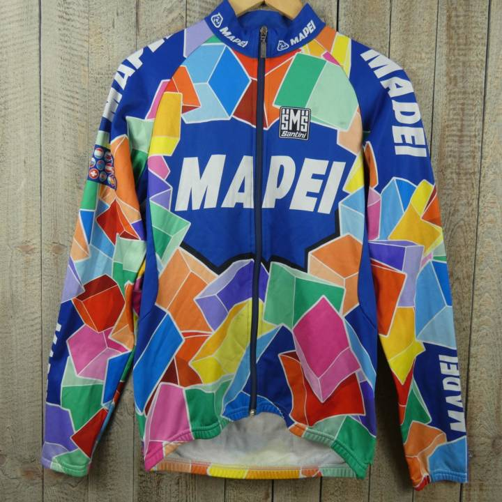 Thermal Long Sleeve Jersey - Mapei 000002983 (2)
