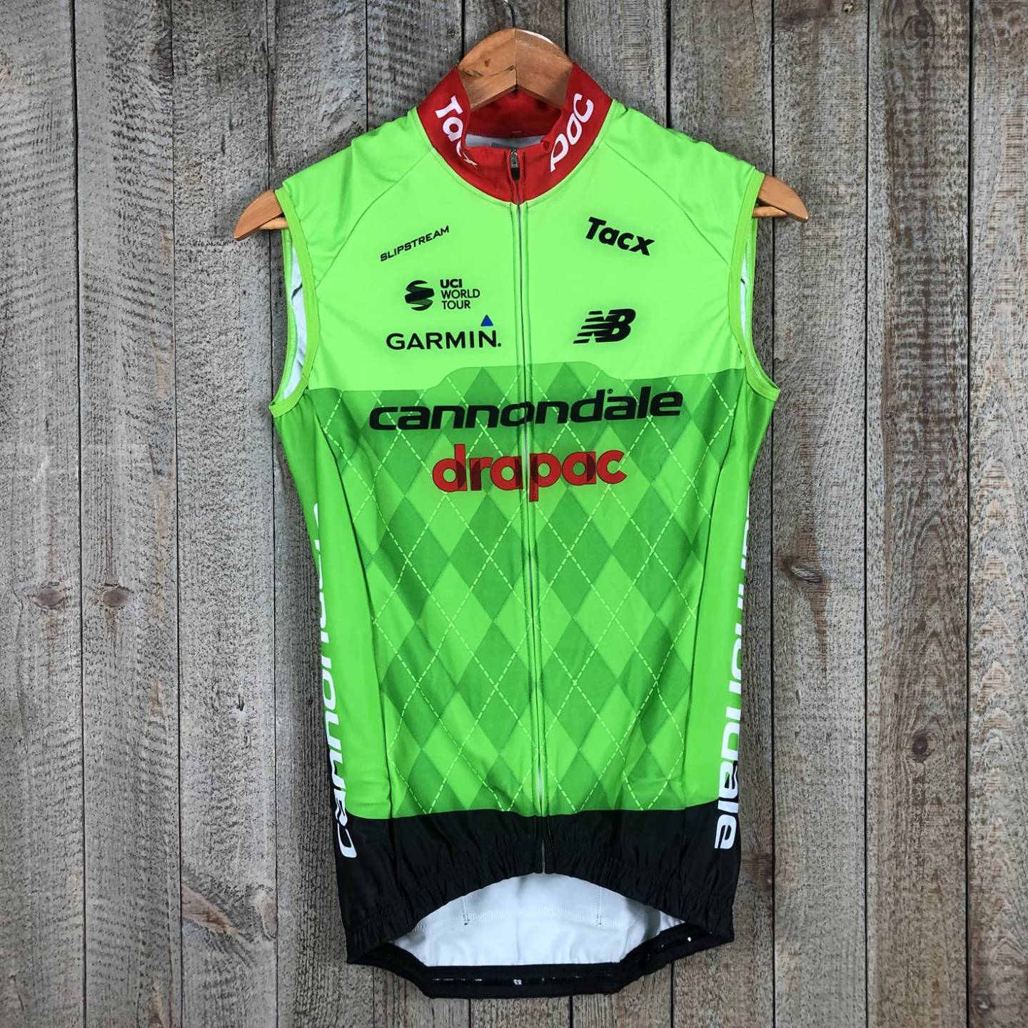 Thermal Vest - Cannondale Drapac Green 00002749 (1)