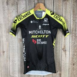 Climber SS Jersey - Mitchelton Scott (Women's Team) 00003651 (1)