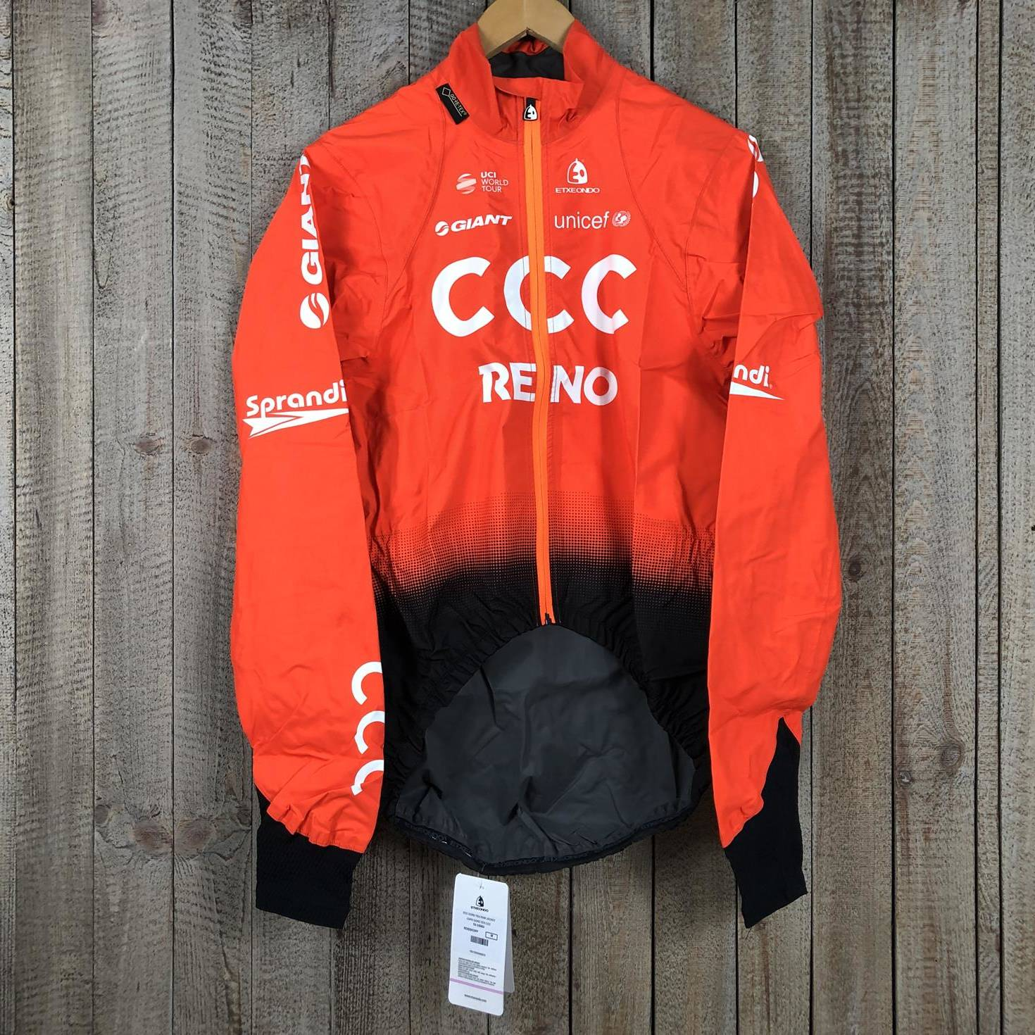 Gore-Tex Rain Jacket - CCC Team 00003406 (1)