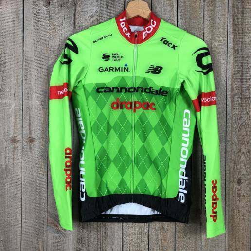 L.S Heavyweight Jersey - Cannondale Drapac 00003475 (1)
