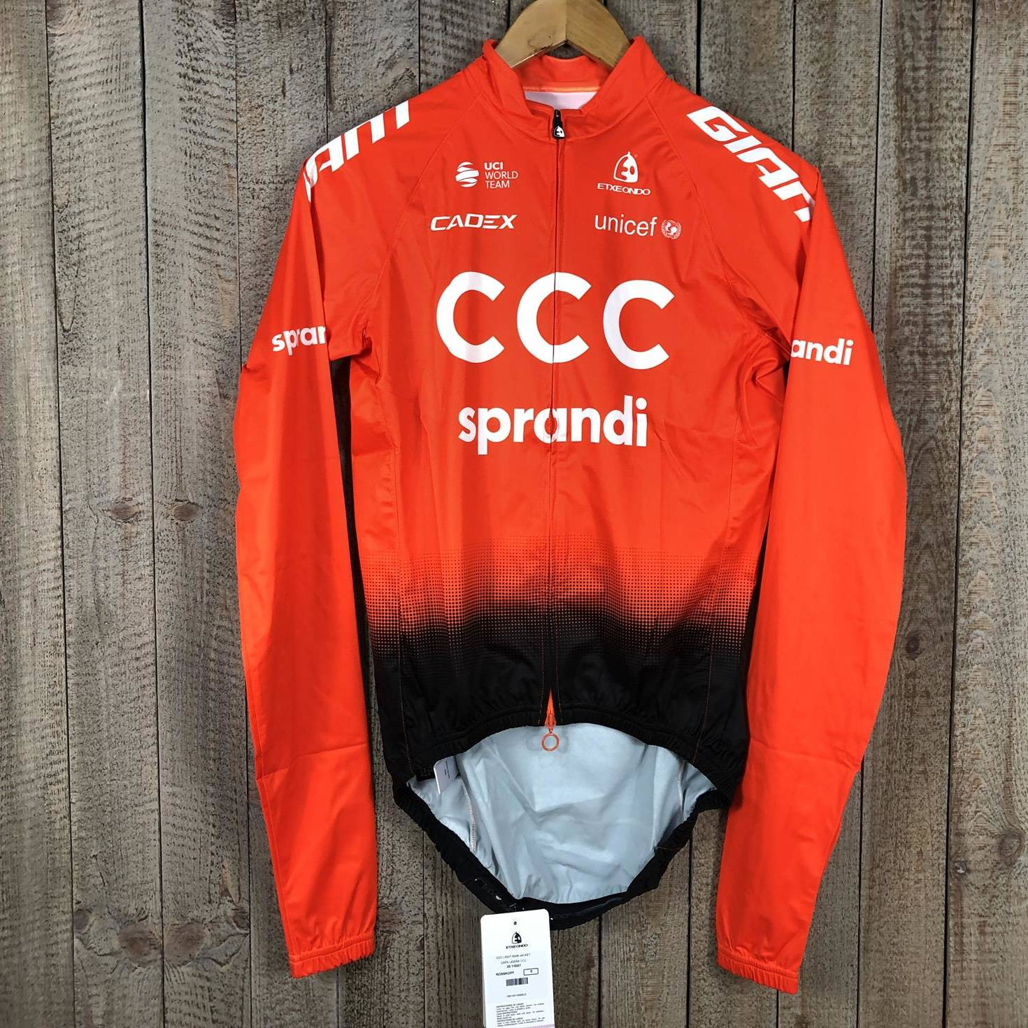 Light Rain Jacket - CCC Team 00003404 (1)