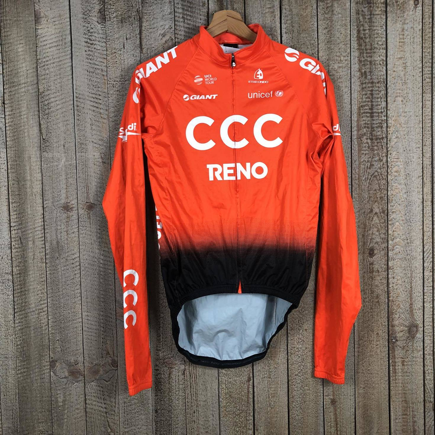 Light Rain Jacket - CCC Team 00003584 (1)