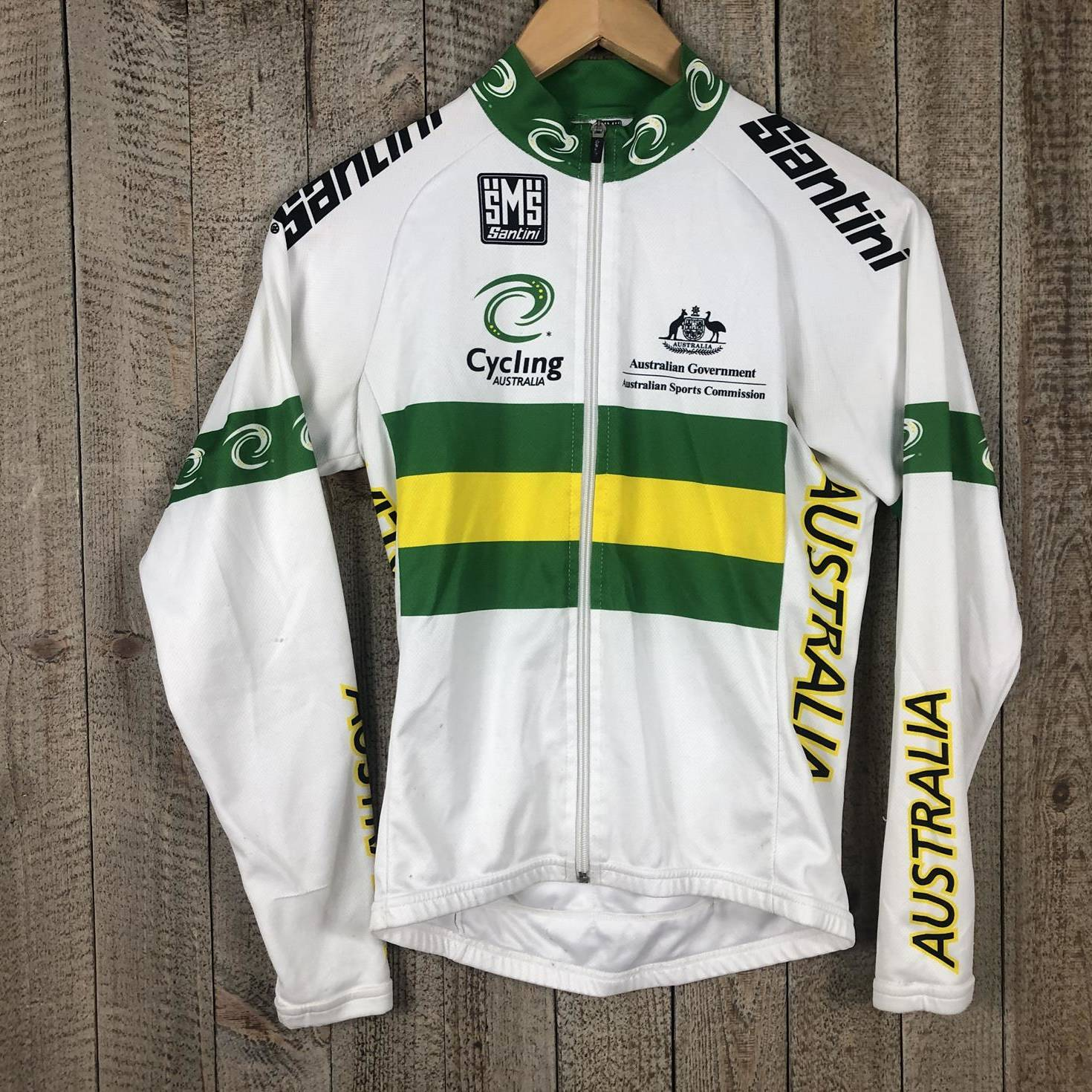 Long Sleeve Jersey - Australian Cycling Team 00003505 (1)