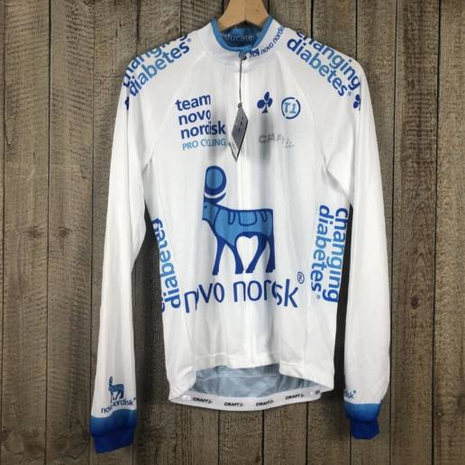 Long Sleeve Jersey - Team Novo Nordisk 00003482 (1)