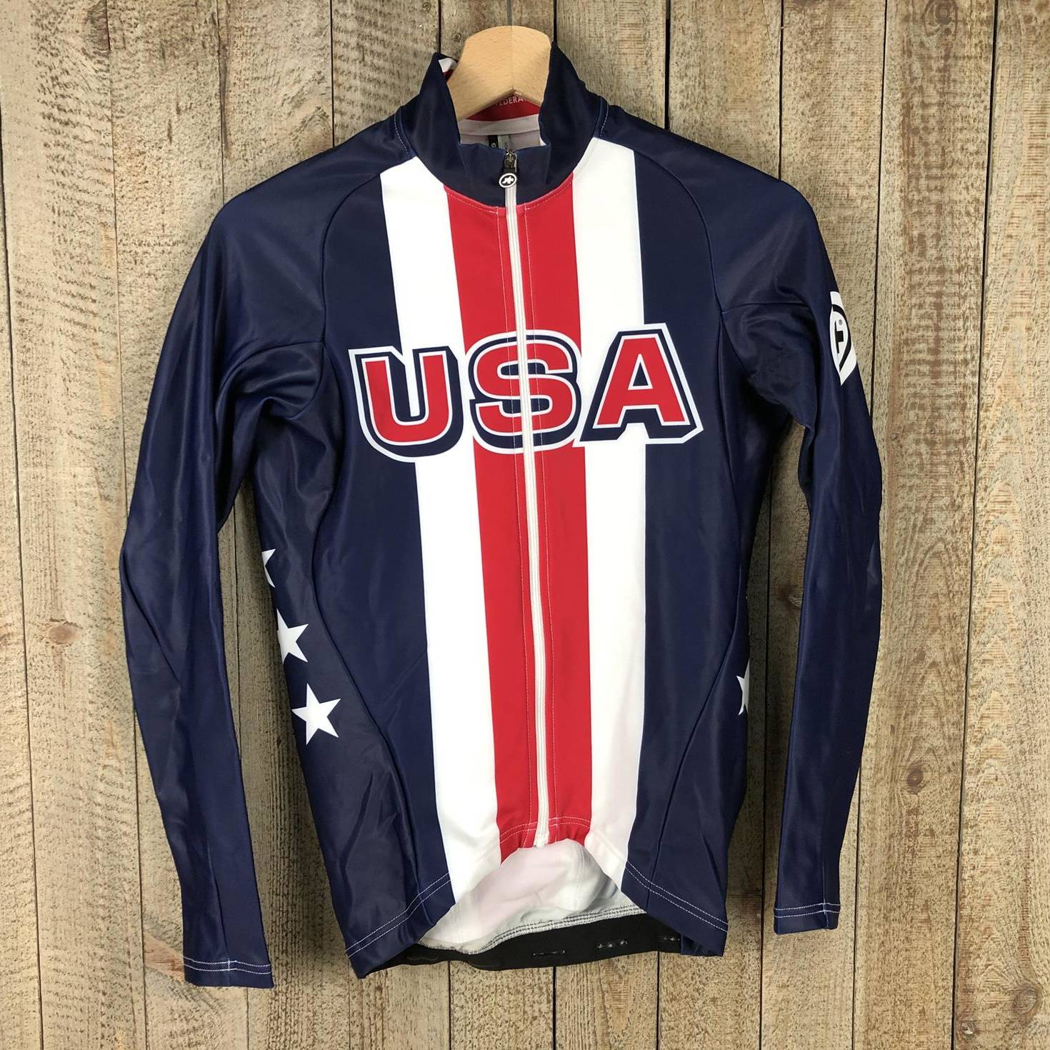 Long Sleeve Jersey - USA Cycling National Team 00003231 (1)