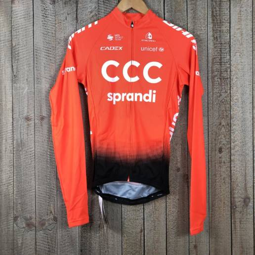 Long Sleeve Training Jersey - CCC Team 00003427 (1)
