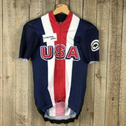 Short Sleeve Jersey - USA Cycling National Team 00003229 (1)