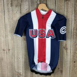 Short Sleeve Jersey - USA Cycling National Team 00003244 (1)