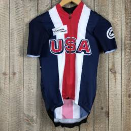 Short Sleeve Jersey - USA Cycling National Team 00003340 (1)