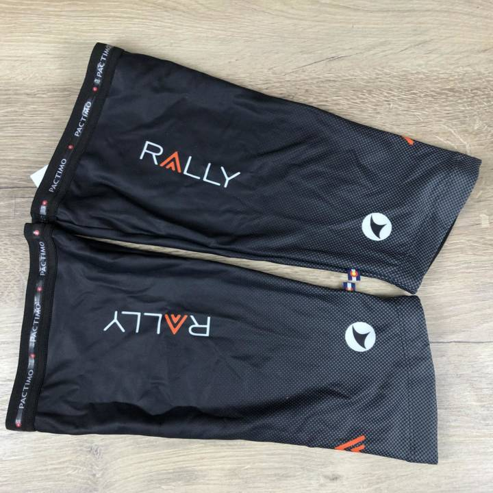 Thermal Knee Warmers - Rally Cycling 00003308 (1)