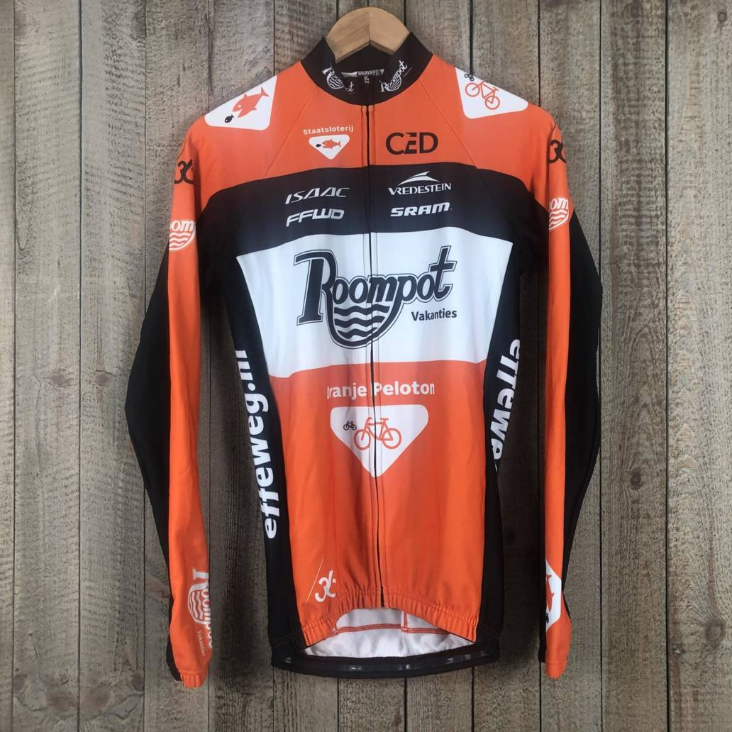 Thermal Long Sleeve Jersey - Team Roompot 00003492 (1)