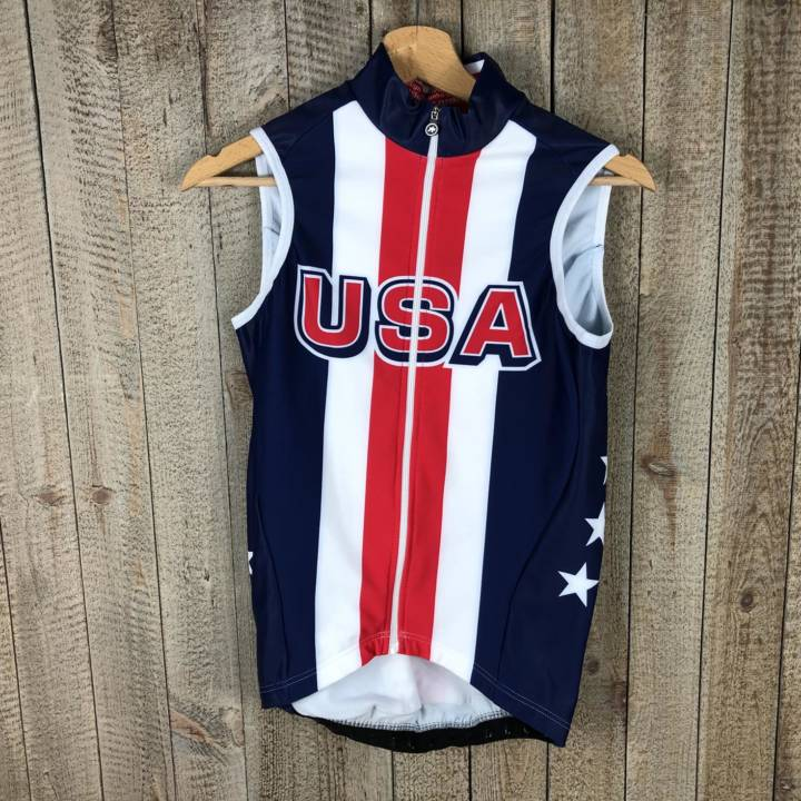 Thermal Vest - USA Cycling National Team 00003237 (1)