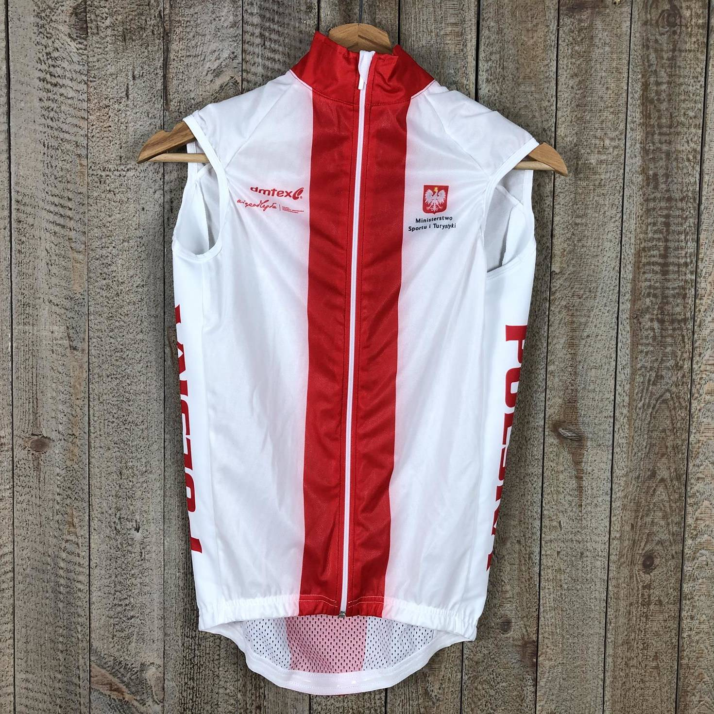 Wind Vest - Polish National Team 00003138 (1)