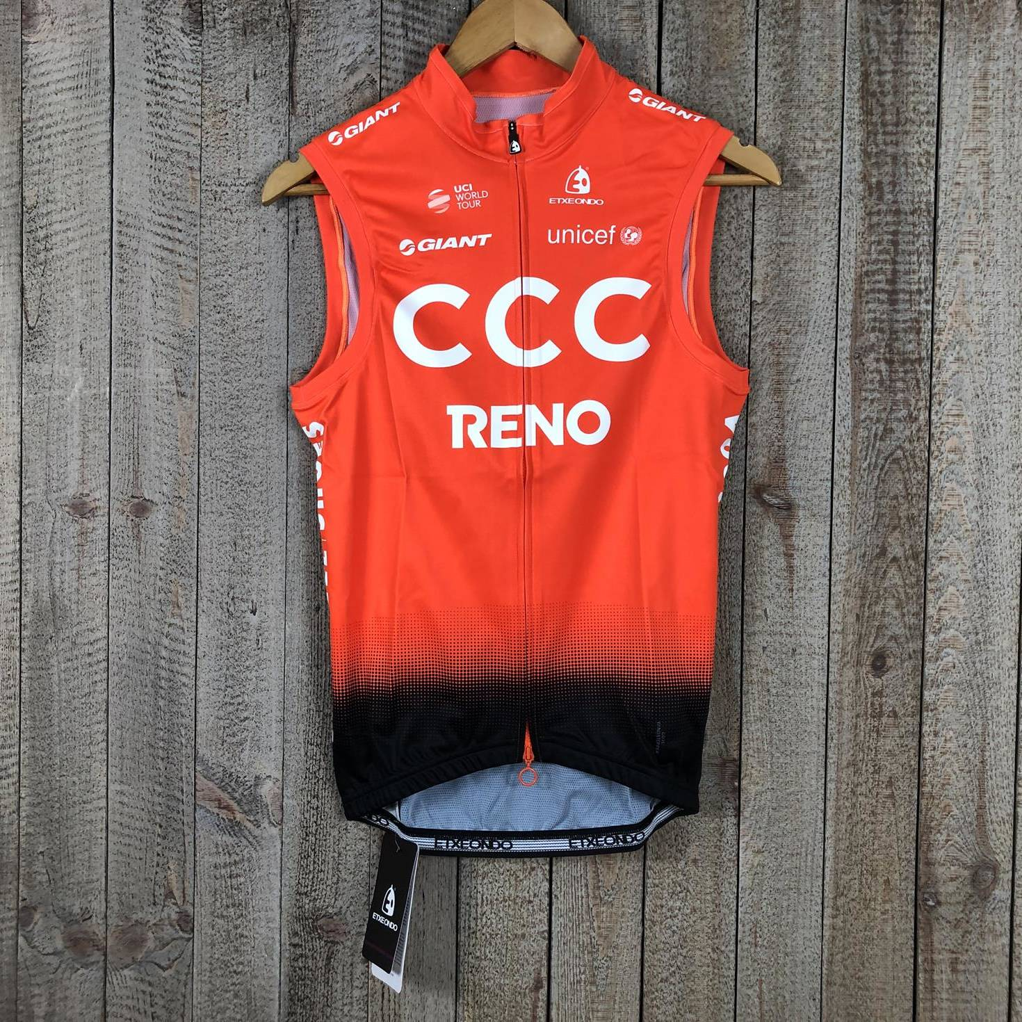 Windstopper Vest - CCC Team 00003408 (1)