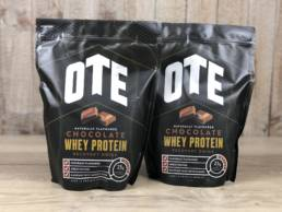 Chocolate Recovery Drink - Whey Protein - OTE (1)