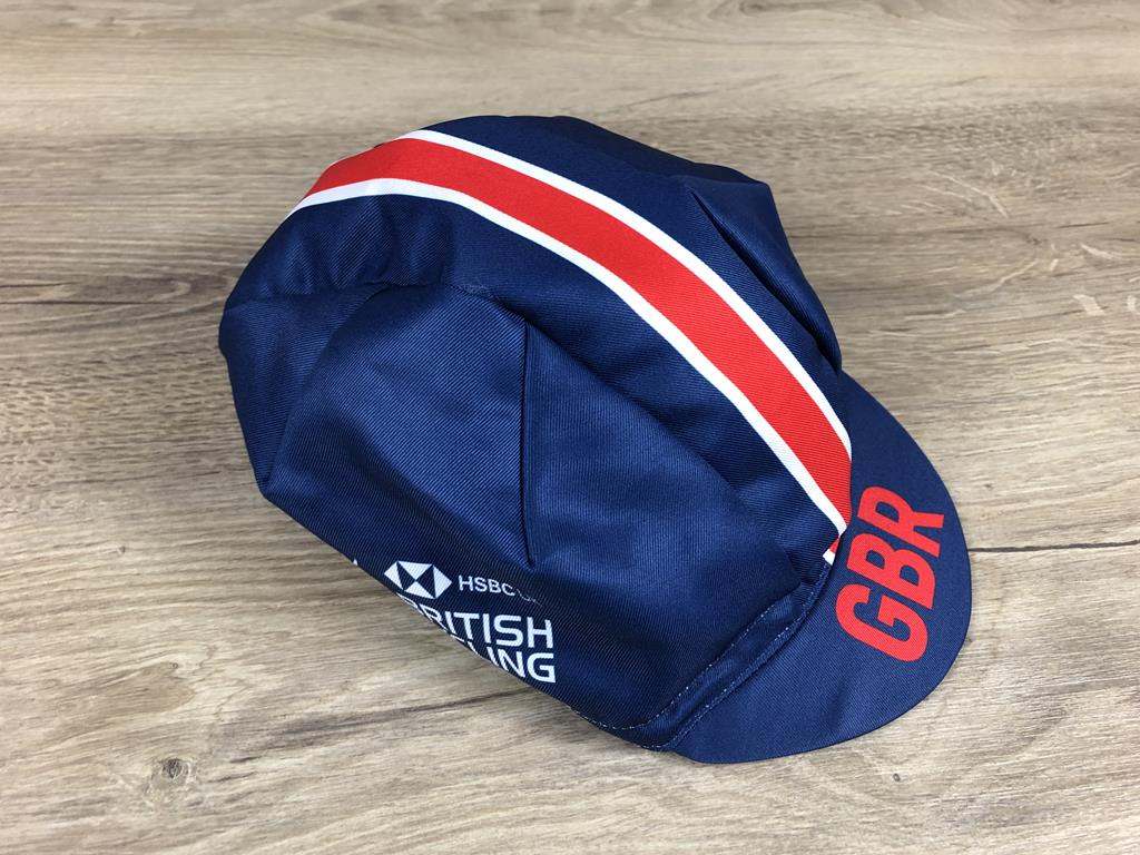 Great Britain Cycling team NEW WITH TAGS Kalas British Cycling Cap Hat Team GB