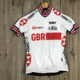 Short Sleeve Jersey - British Cycling Team 00004094 (1)