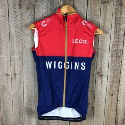 Soft Shell Vest - Team Wiggins Le Col 00004041 (1)
