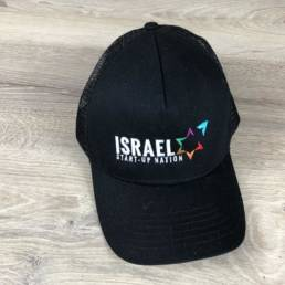 Casual Cap - Israel Start-Up Nation 00004604 (1)