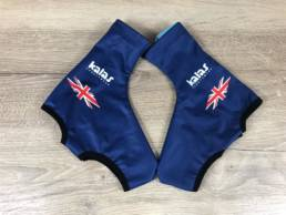 Thermal Shoe Covers - British Cycling Team 00004954 (1)