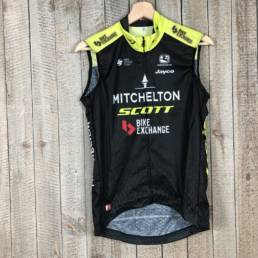FR-C Pro Windproof Vest - Mitchelton Scott 00005373 (1)