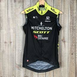 FR-C Pro Windproof Vest - Mitchelton Scott 00005496 (1)
