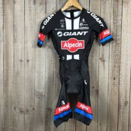 Short Sleeve Speedsuit - Giant Alpecin 00005889 (1)