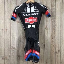 Short Sleeve Speedsuit - Giant Alpecin 00005892 (1)