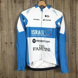 Thermal LS Jersey - Israel Start-Up Nation 00006079 (1)