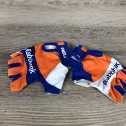 Cycling Gloves - Rabobank 00006756 (1)