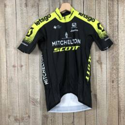 G-Shield Short Sleeve Jersey - Mitchelton Scott 00006415 (1)