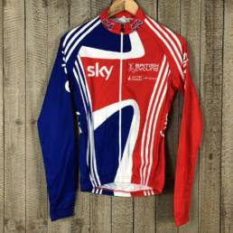 LS Thermal Jersey - British Cycling Team 00007038 (1)